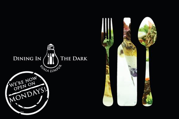 Dining In The Dark KL